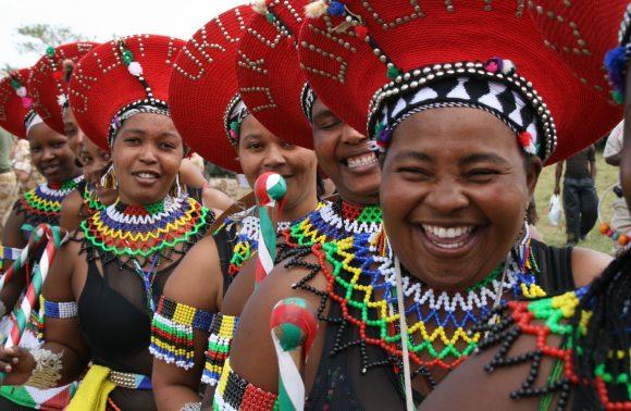 AFRIQUE DU SUD – Couleurs sud-africaines