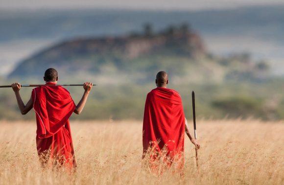 Bienvenue en terre Masaï