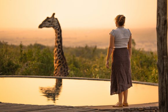 Légendaire Masaï Mara