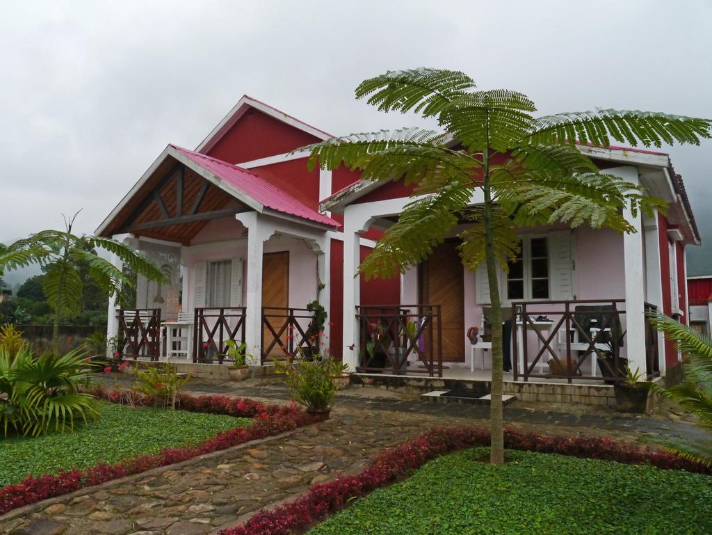 Hôtel le Grenat à Ranomafana
