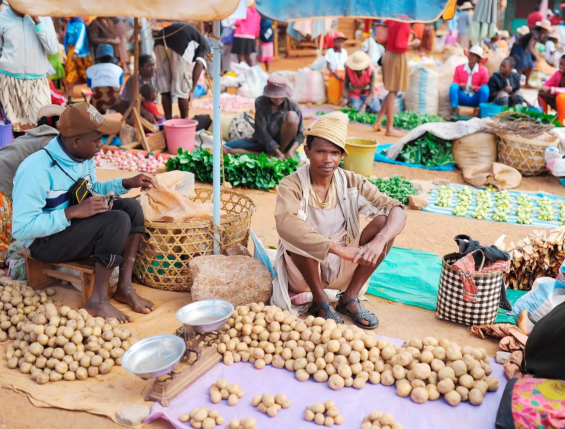 marché d'antananarivo