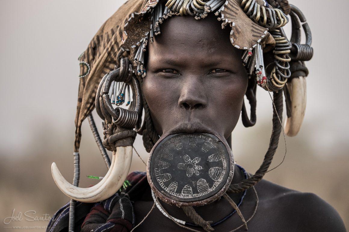 Les tribus de la Vallée de l'Omo