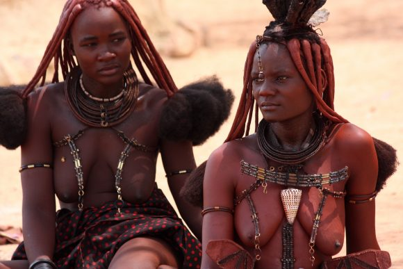 NAMIBIE – Rendez-vous en terre Himba