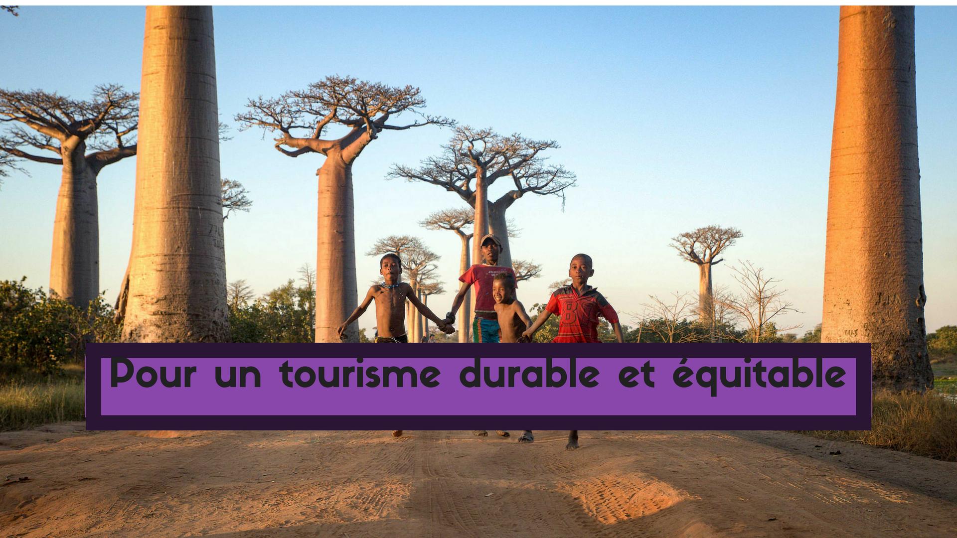 Tourisme éthique en Afrique