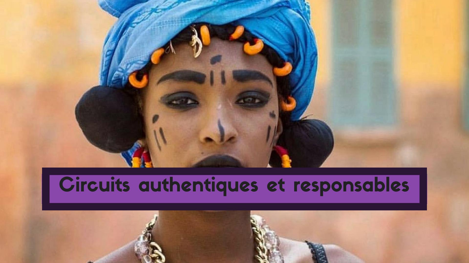 Femme sénégal - Voyage authentique au Sénégal