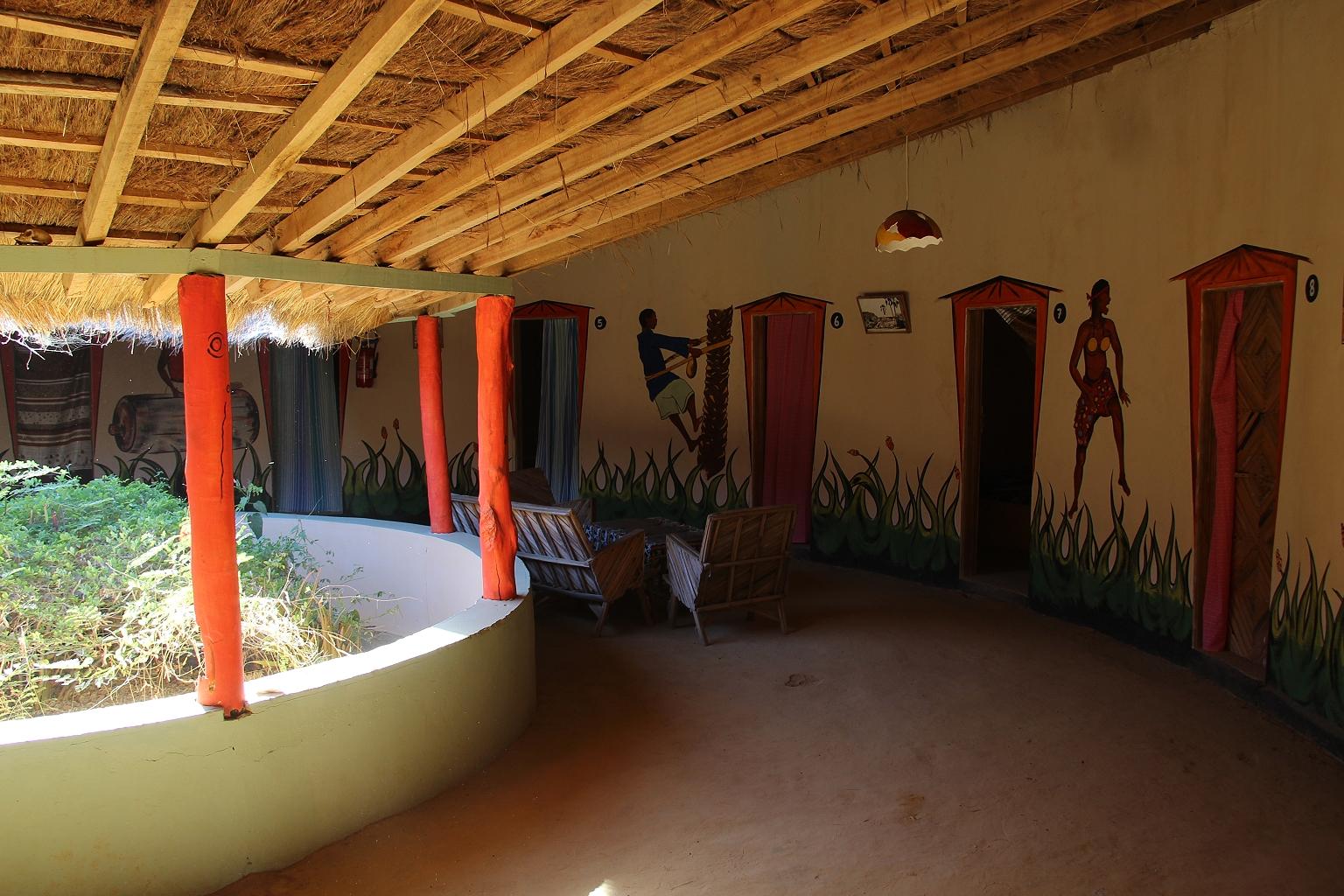 Campement Essamaye dans le Sine Saloum