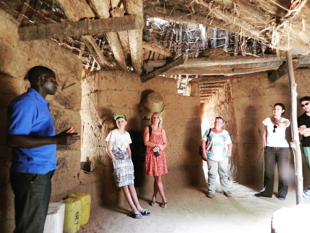 Casa à impluvium en Casamance