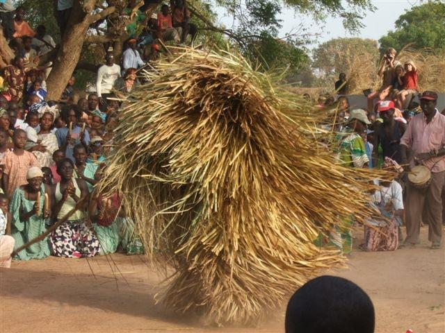 Ceremonie du Kumpo en Casamance