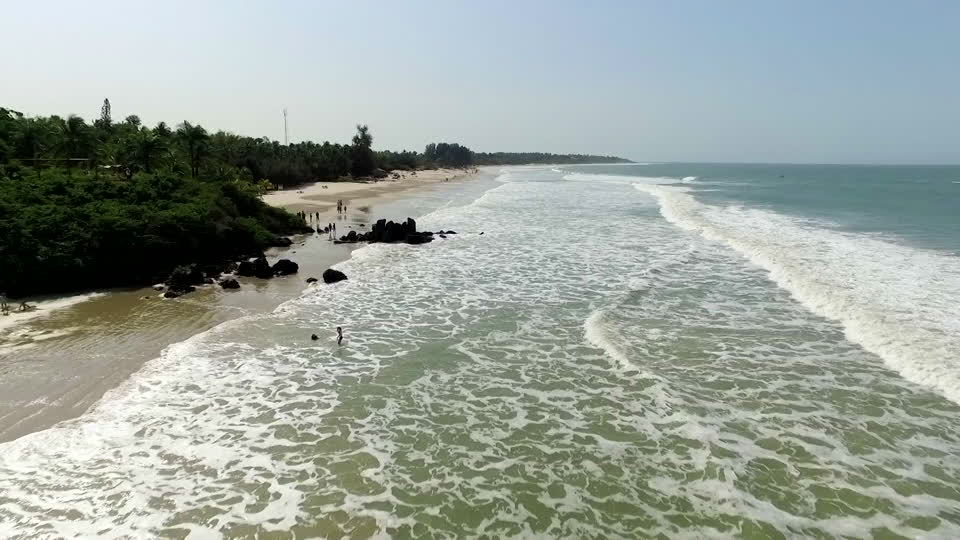 Cap Skirring en Casamance