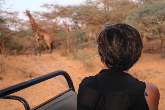 Voyage inédit au Sénégal avec La Girafe qui vole
